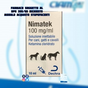 NIMATEK FL 10ML 100 MG/ML